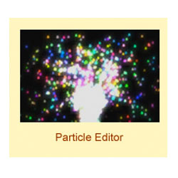 Particle Editor for BioExplorer