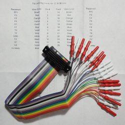 Electro-Cap interface board