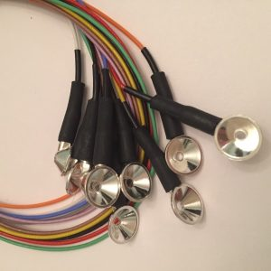 Silver Cup Electrodes