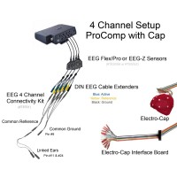 4 channel setup procomp cap