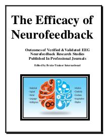 Efficay of Neurofeedback