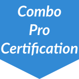 Combo Pro Certification