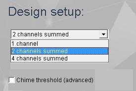 fre1+ design setup
